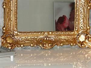 Barock Spiegel Gold Antik : bilderrahmen gold barock 56x46 fotorahmen antik rahmen 30x40 mit glas kaufen bei pintici ~ Bigdaddyawards.com Haus und Dekorationen
