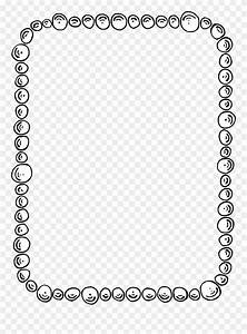 Download, Science, Clipart, Boarder, -, Black, And, White, Decorative, Frames