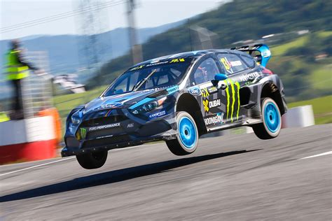 Focus Rs Rx by Bakkerud Takes Ford Focus Rs Rx Worldrx Win Only