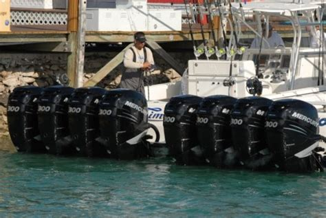 Outboard Bass Boat Motors by Mercury Outboards