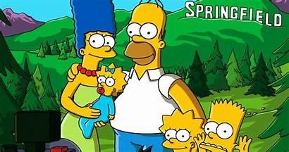 Simpsons Springfield Wallpapers Simpson Lisa Homer Pc