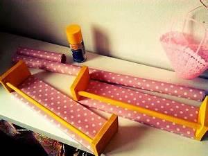 Geschenkpapier Organizer Ikea : b cherregal f r kinderzimmer aus ikea gew rzregal buntlack geschenkpapier bastelblog ~ Eleganceandgraceweddings.com Haus und Dekorationen