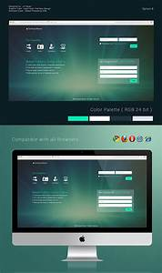 Fonts For Business Cards Web Mobile Ui Ux Designs For Inspiration 83