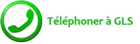 gls contact t 233 l 233 phone horaires e mail suivi