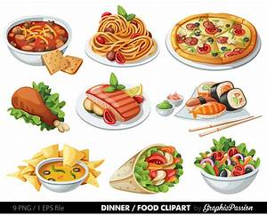 Food Clipart | Clipart Panda - Free Clipart Images