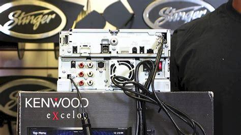 Kenwood Dnx9980hd Wiring Diagram by Kenwood Dnx891hd