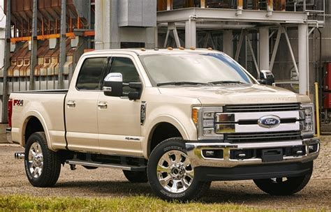 2018 Ford F250 Diesel  Price, Interior, Specs 2018