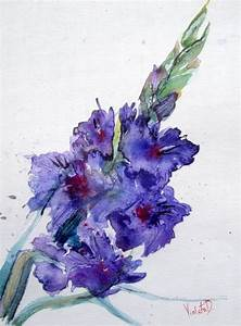 17 Best images about Paintings of gladiolus on Pinterest ...