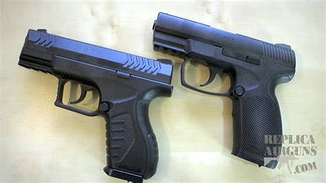 Umarex Xbg And Tdp 45 Co2 Bb Pistol Table Top Review