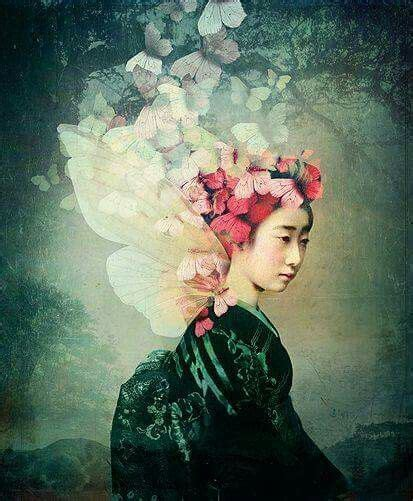 Catrin Welz Stein Madame Butterfly