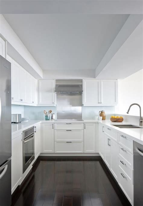 remodeling   shaped kitchen design contemporary