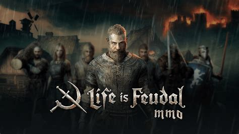 play guide  life  feudal mmo official life