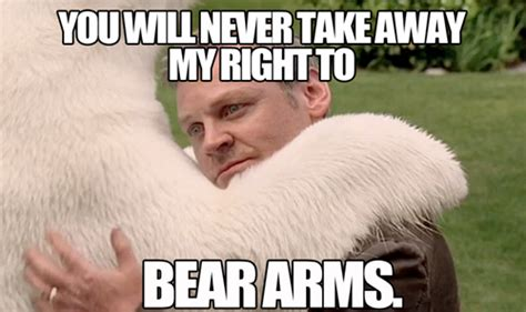 Right To Bear Arms Meme - this is why americans need the right to bare arms