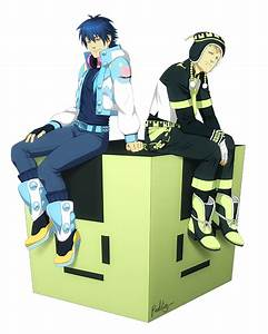 The gallery for --> Noiz Dmmd Suit