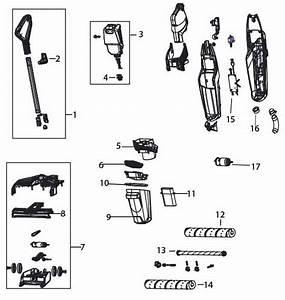 30 Bissell Vacuum Parts Diagram