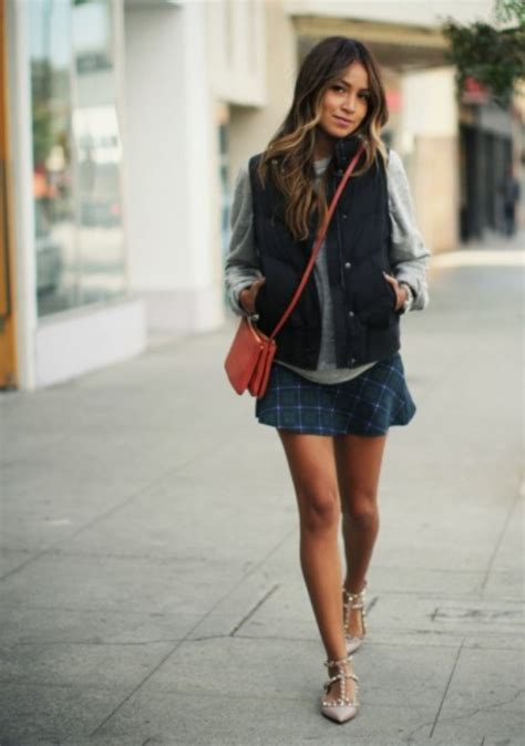 45 Cozy Puffy Vest Outfits Ideas