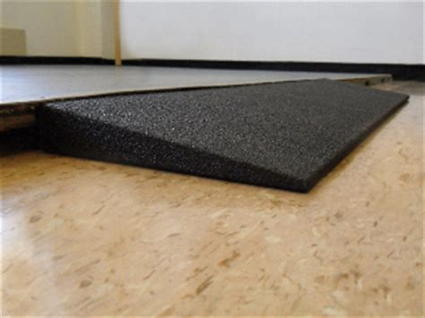 """Transition Pieces (1.5"""" high x 36"""" wide)   Stagestep"""