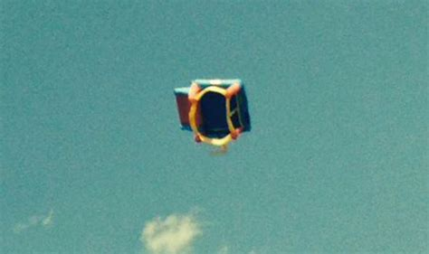 Two children seriously injured after bouncy castle blown ...