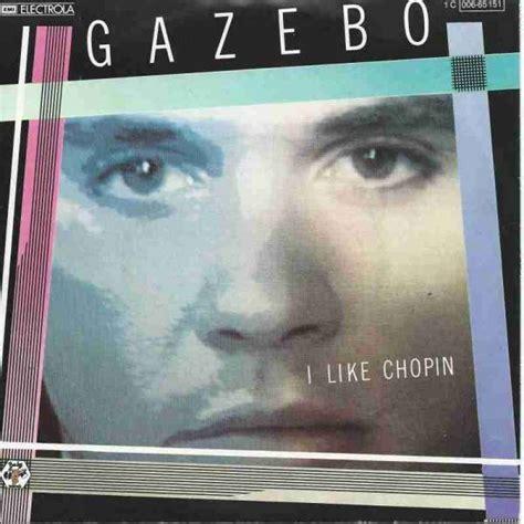 Gazebo Album Gazebo I Like Chopin Vinyl Single Germany 1983