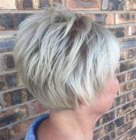 gorgeous hairstyles  gray hair