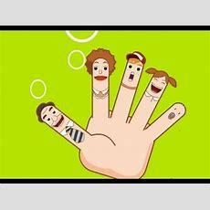 Parmak Ailesi  Finger Family İngilizce Çocuk Şarkısı