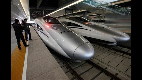 speed china rail kilometers length america passed total network far