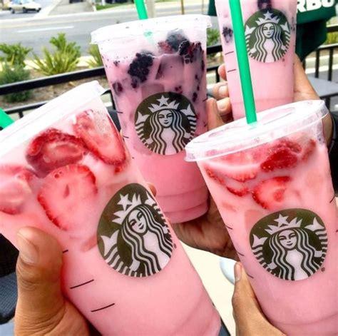 Pumpkin Pie Ingredients List by Starbucks Pink Drink Has Taken Over Instagram Amp The