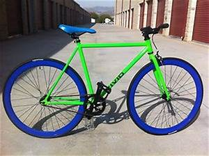 Fixie Bicycle Fixed Gear Track Bike Vivid Bicycles New