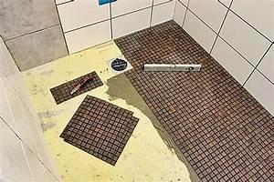 Hängeschrank Selber Bauen : die besten 25 bodengleiche dusche selber bauen ideen auf pinterest flurbeleuchtung mit ~ Markanthonyermac.com Haus und Dekorationen