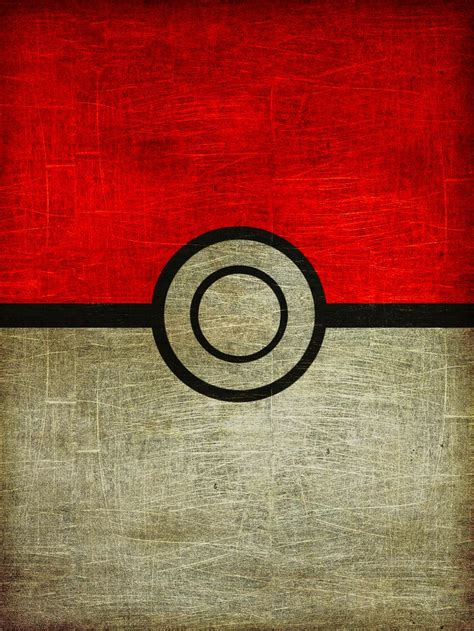 Pokeball Minimalist Video Games Posters Your 1 Source For