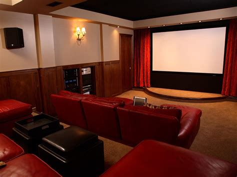 image gallery home theater curtains