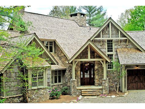 Humphrey Creek Rustic Home Plan 082s0002  House Plans