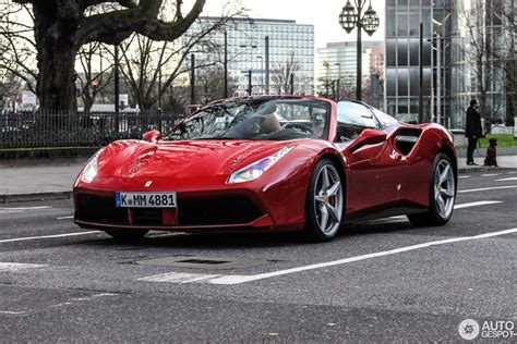 488 Spider Modification by 488 Spider 23 Dezember 2015 Autogespot