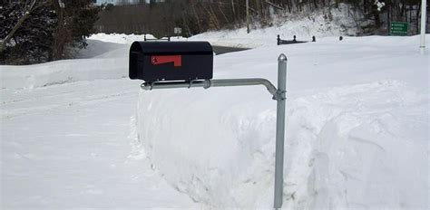 mailswing mailboxes swing  mailbox arm prevents