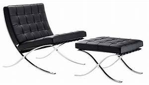 Mies Van Der Rohe Chair : barcelona chair the barcelona chair created by ludwig mies van der rohe ~ Watch28wear.com Haus und Dekorationen