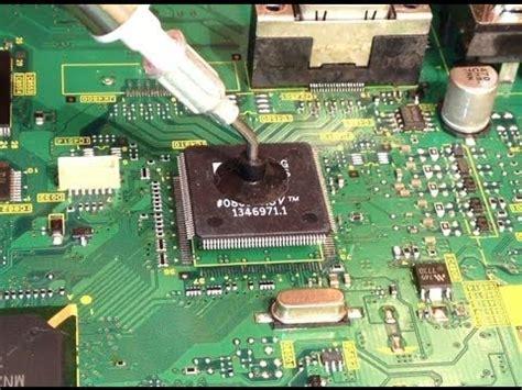 panasonic viera main board repair part  chip