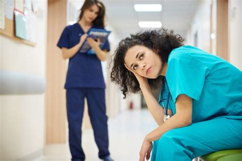 nursing   workforce  importance  nurse burnout