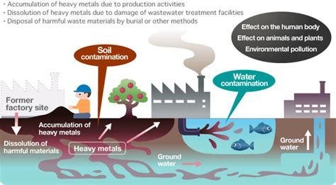 wastes heavy metal soil contamination  india