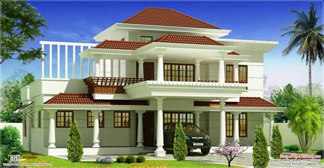 Beautiful traditional mix Kerala villa design in 1700 sq