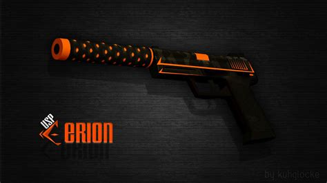 css usp erion counter strike source skin mods