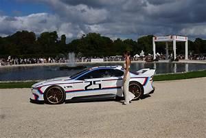 Bmw Les Milles : bmw csl hommage r chantilly richard mille arts et elegance 2015 9 en voiture carine ~ Melissatoandfro.com Idées de Décoration
