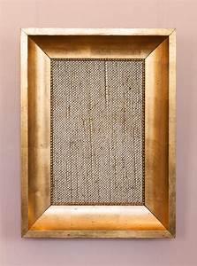 Cadre En Toile : vieux cadre en bois classique avec la toile vide photo stock image du int rieur mus e 31681564 ~ Teatrodelosmanantiales.com Idées de Décoration