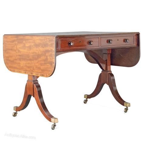 mahogany sofa table antique georgian mahogany sofa table antiques atlas