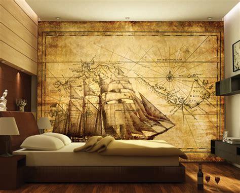decor mural grand format photo wall mural grand explorer 400x280 wall decor wallpaper wall ship map ebay