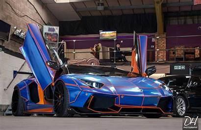 Supercars Aventador Bodykit Lamborghini Liberty Tuning Walk