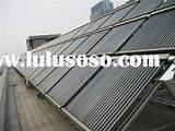 Photos of Solar Heating Manufacturers