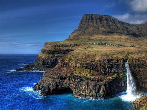 Panoramio - Photo of Gásadalur