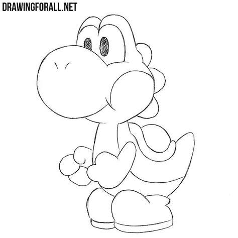 draw yoshi drawingforallnet