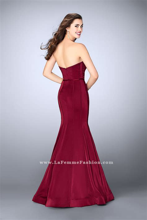 La Femme prom dresses 2021 - prom dresses Style #23227 ...