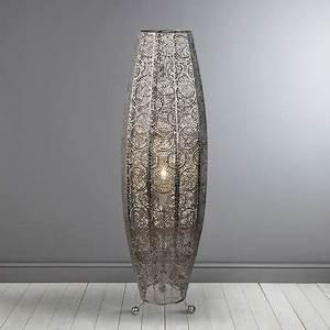 manila moroccan floor lamp dunelm With dunelm brass floor lamp